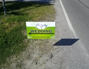 Wedding Sign (2)